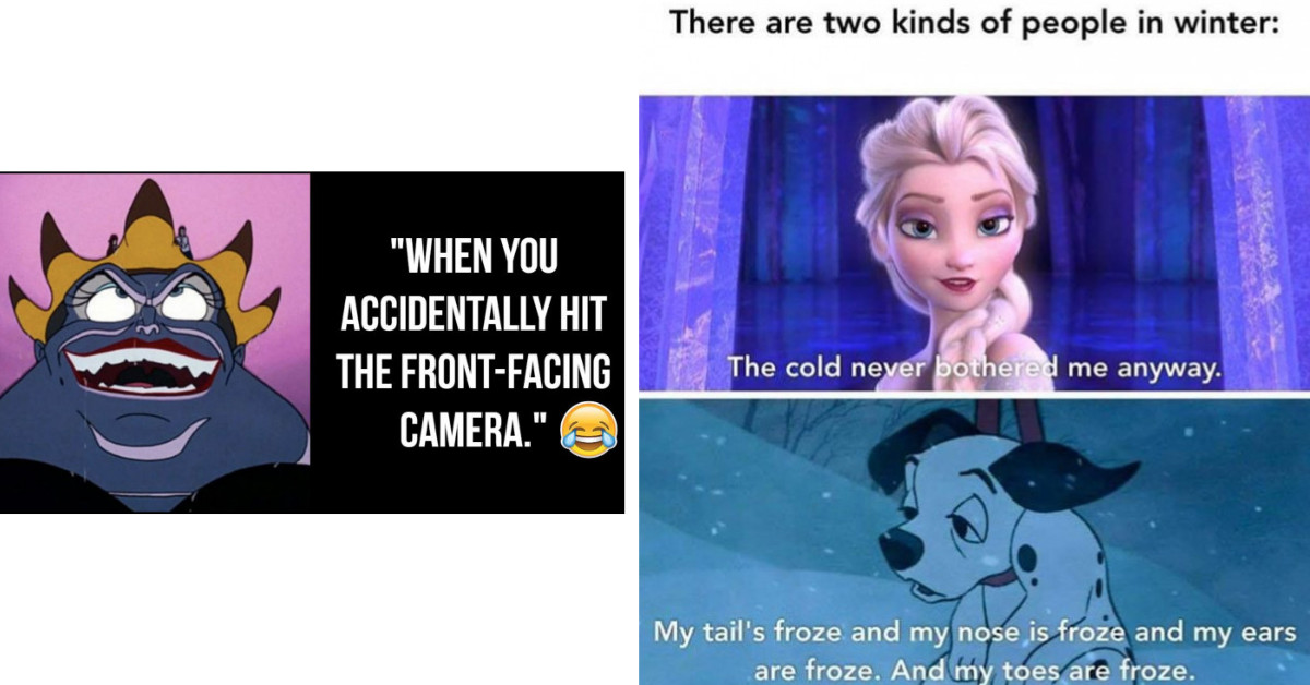 27 Disney Memes That Are Undeniably Funny