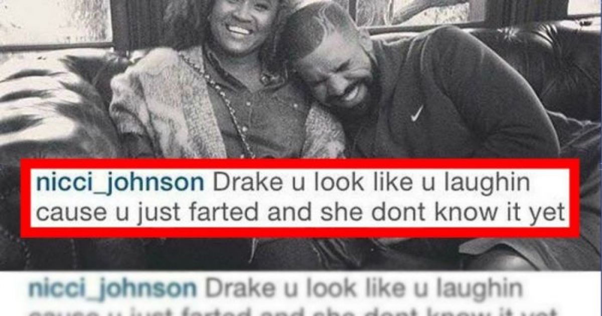 15 Most Hilarious Comments Left On Celebrity Instagram Pics