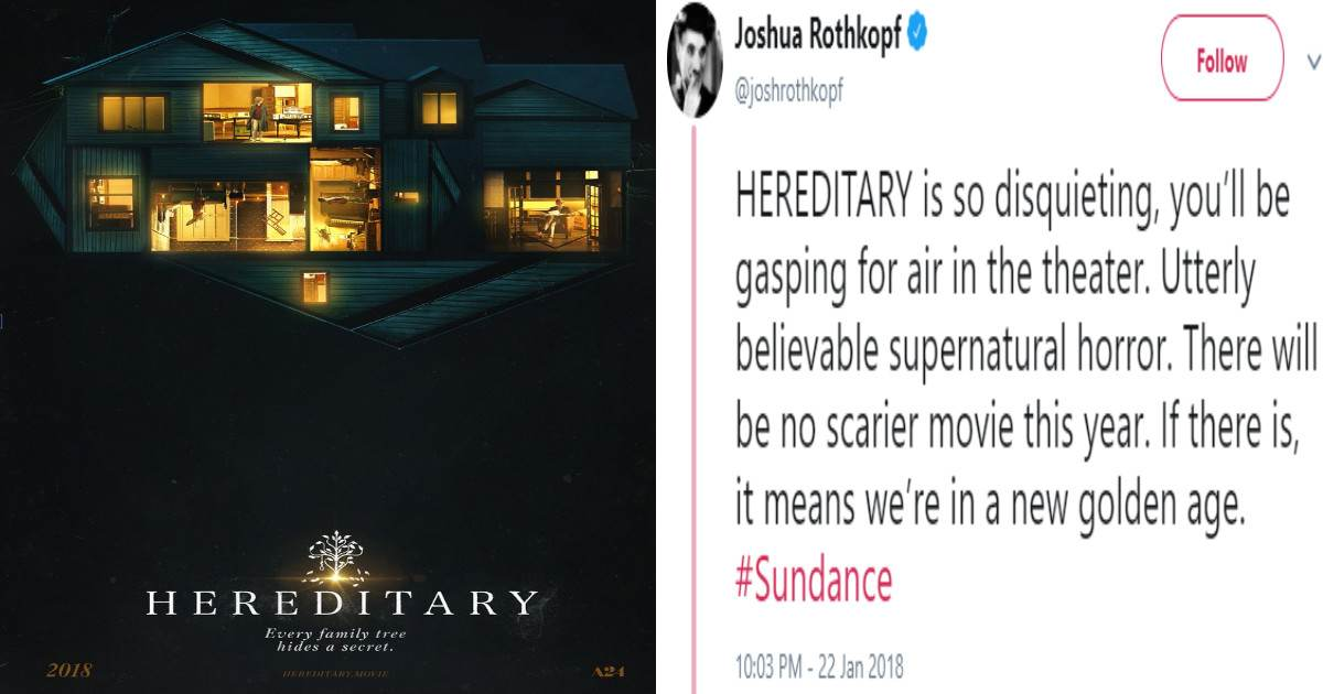 The Scariest Horror Film Yet Has Been Released And It's Making People Cry