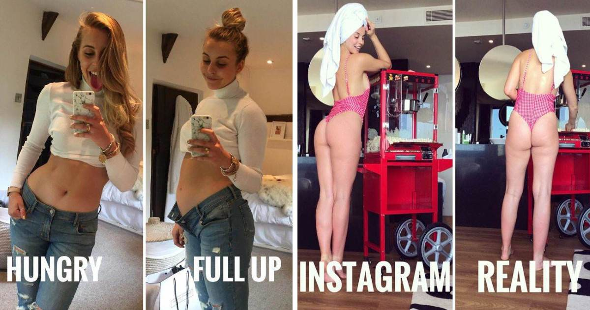 This Personal Trainer Was Sick Of Looking At Fake Instagram Posts So She Decided To Be Real