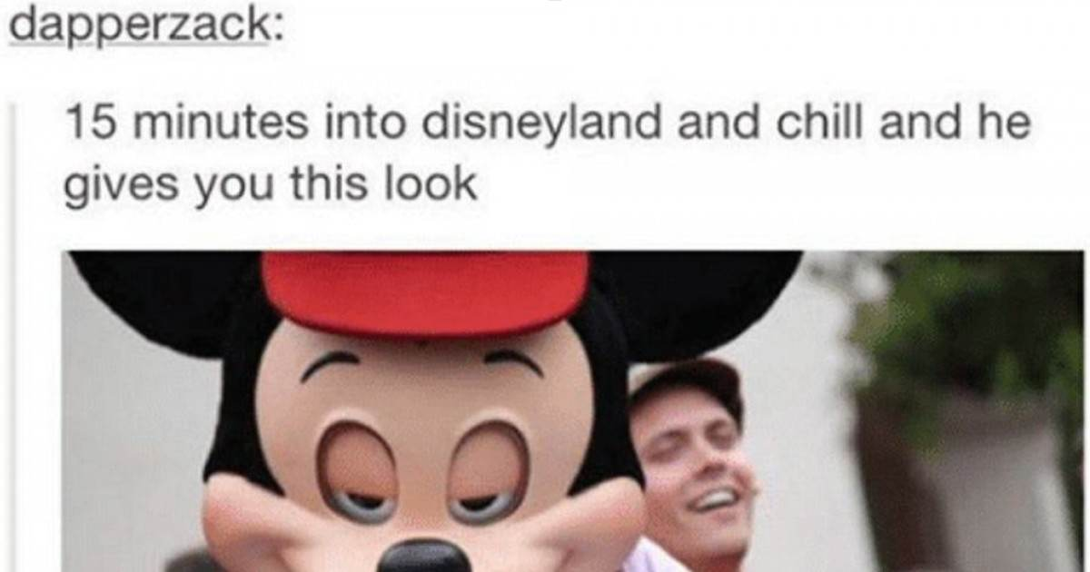 Memes That Perfectly Describe Your Magically Hilarious Experience At Disney