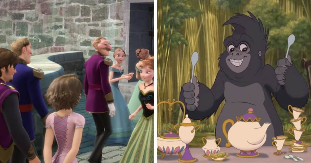 Clever Things You Probably Missed In Disney and Pixar Movies That Will Probably Surprise You
