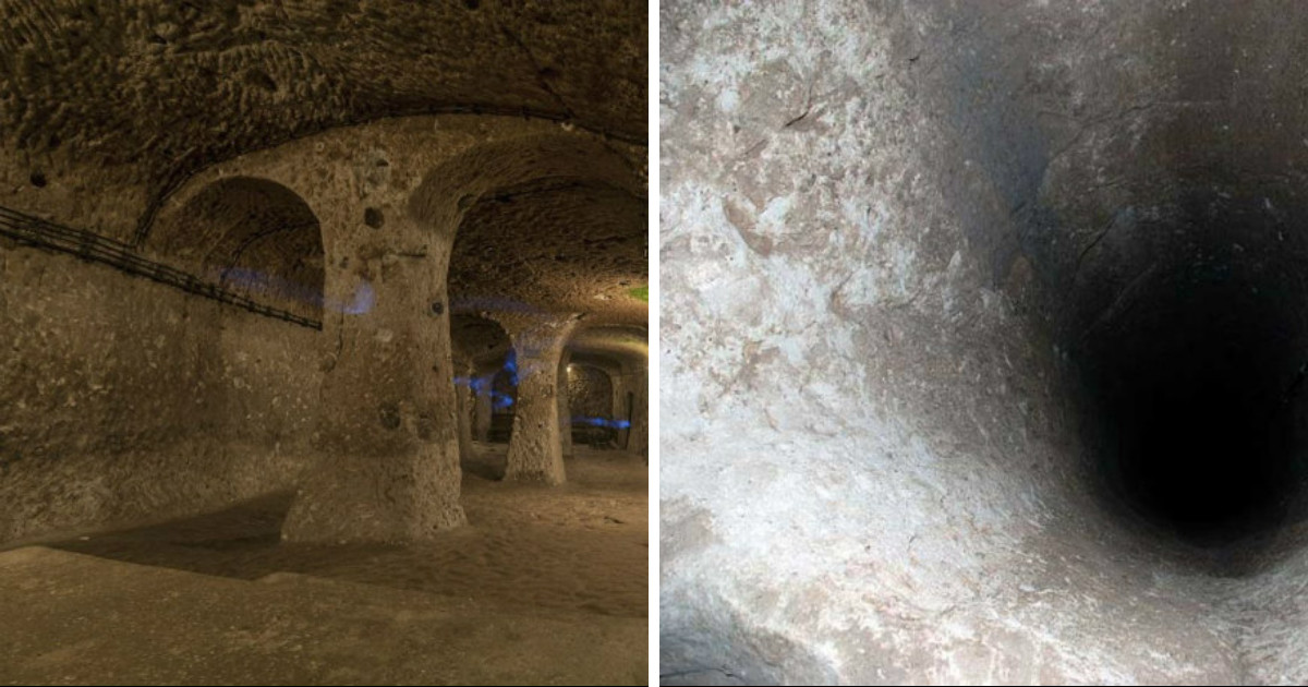 A Man's DIY Basement Renovation Exposes An Unbelievable Secret