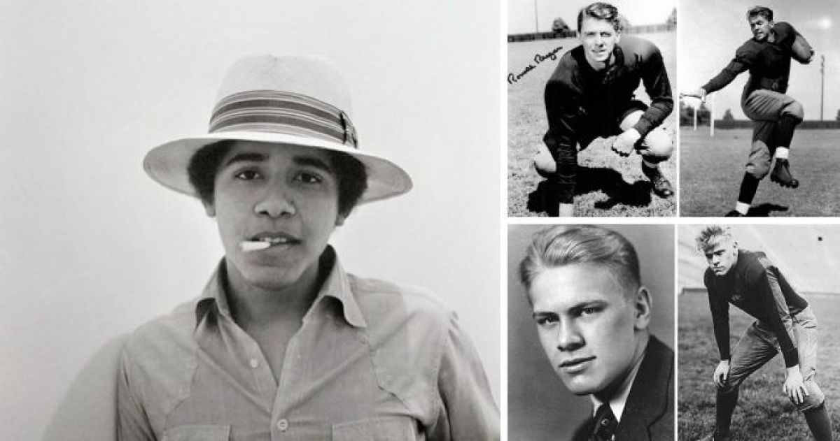 14 United States Presidents Before They Ran the Country