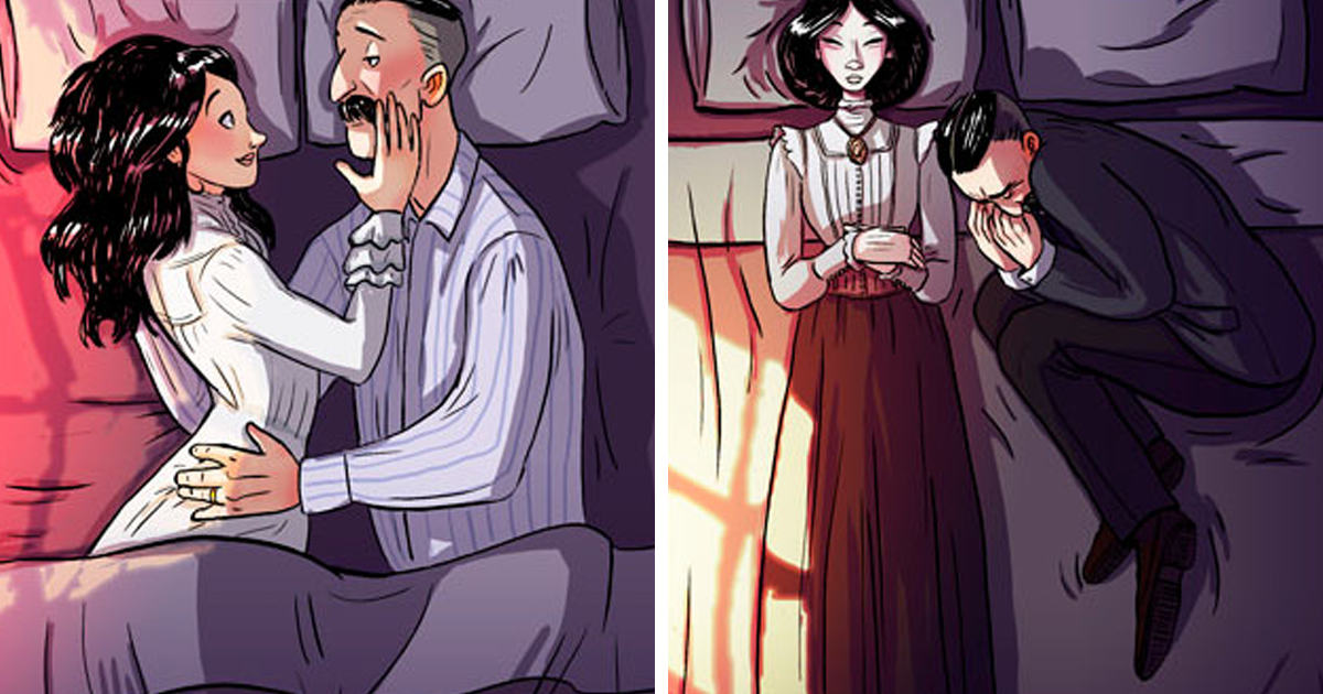 Dark And Unsettling Comics That Will Occupy Your Mind For The Rest Of The Day