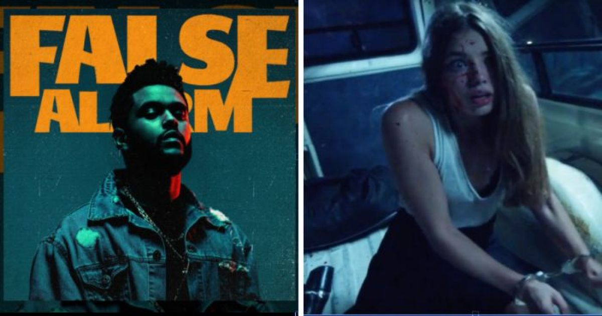The Weeknd's New Music Video Looks Like Something Out of A Video Game