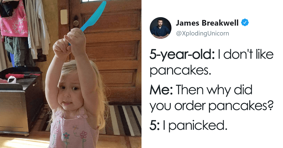 This Dad Tweets About The Conversations He Has With His Daughters And It Is Completely Impossible Not To Laugh