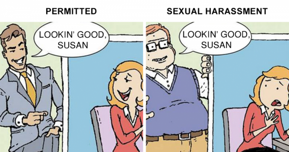 25+ Illustrations That Reveal The Double Standards Of Our Society