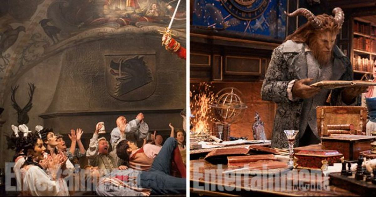 8 New Images from Beauty and the Beast That Will Give You Chills