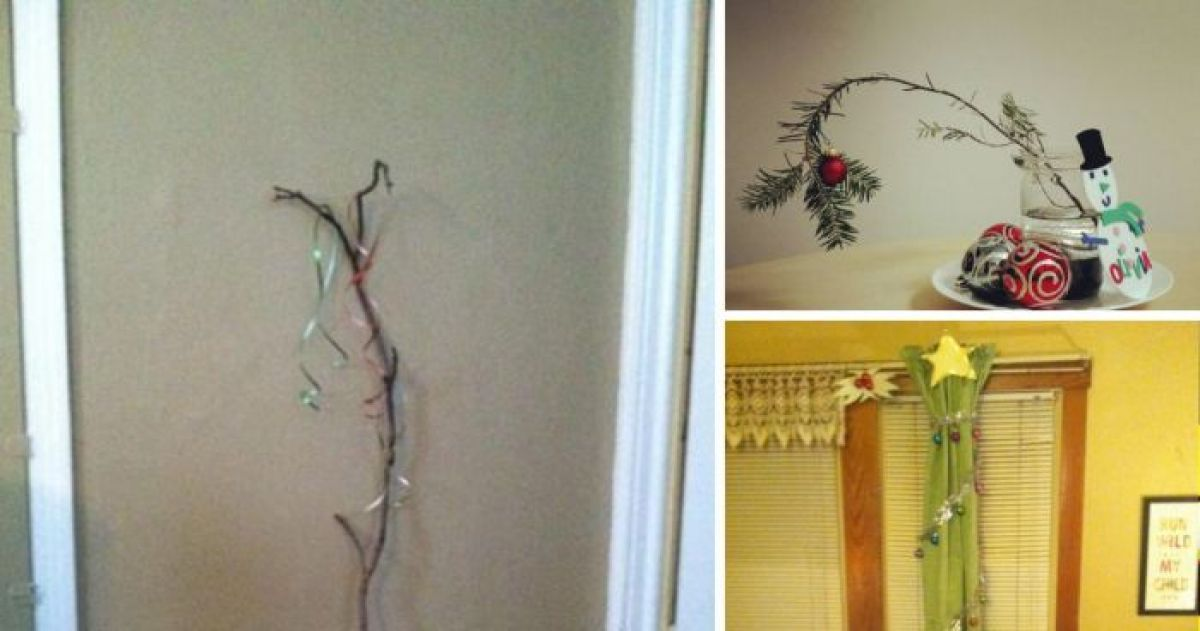 16 Christmas Trees That Need to be Put Out of Their Misery