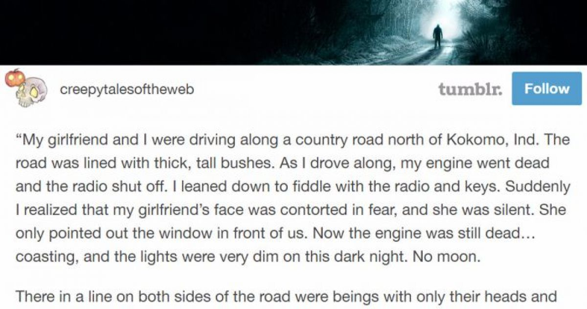 21 Extremely Disturbing Real Life Stories From The Creepy Side Of Tumblr