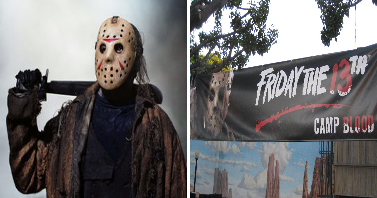 Camp Crystal Lake Is Now Inviting Hardcore Friday The 13th Fans For A Creepy Overnight Experience