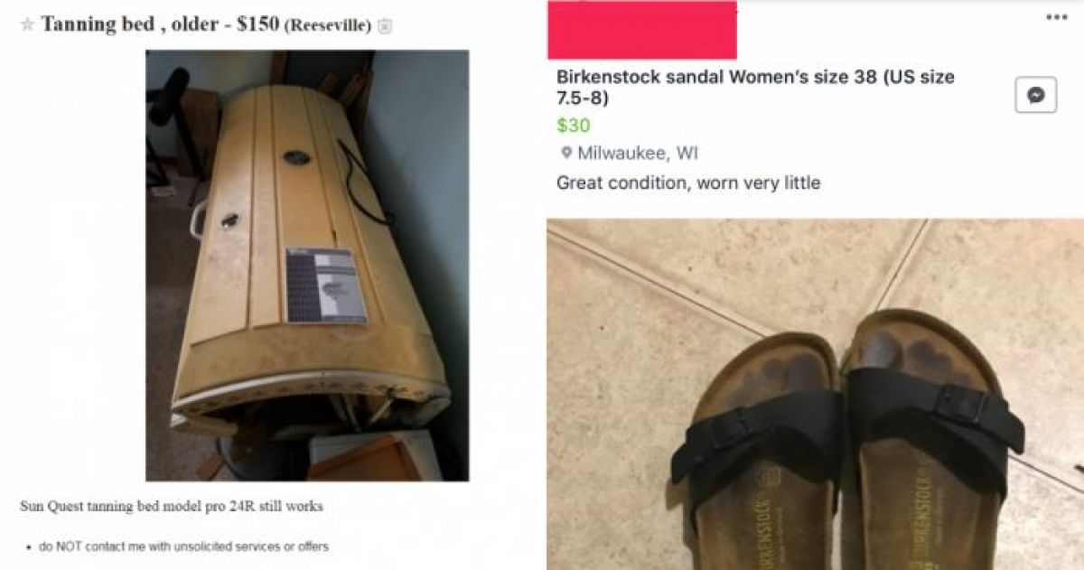 Strange Things That People Have Actually Tried To Sell On The Internet
