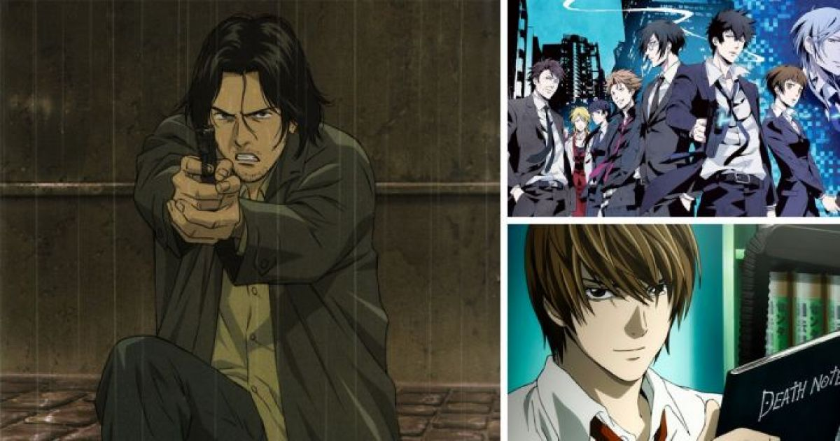 13 Of The Best Detective Anime Series That You Probably Want To See