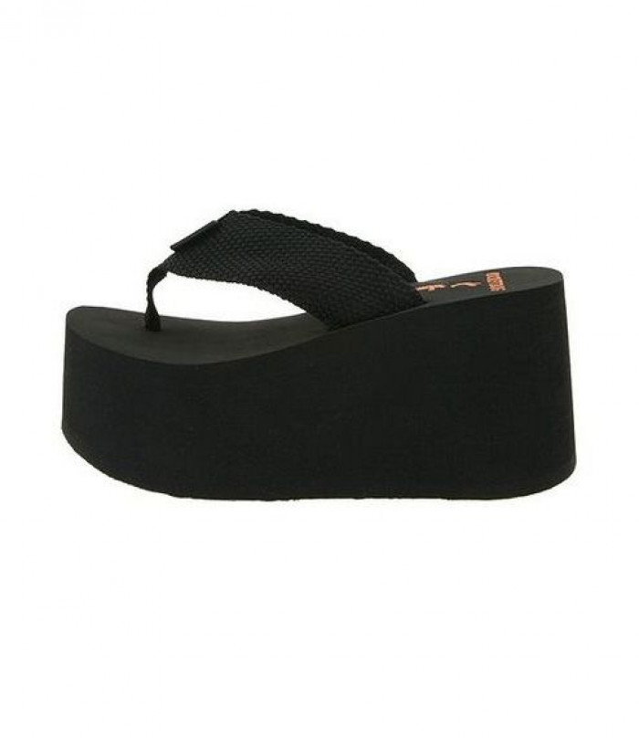 25. Sandal wedges