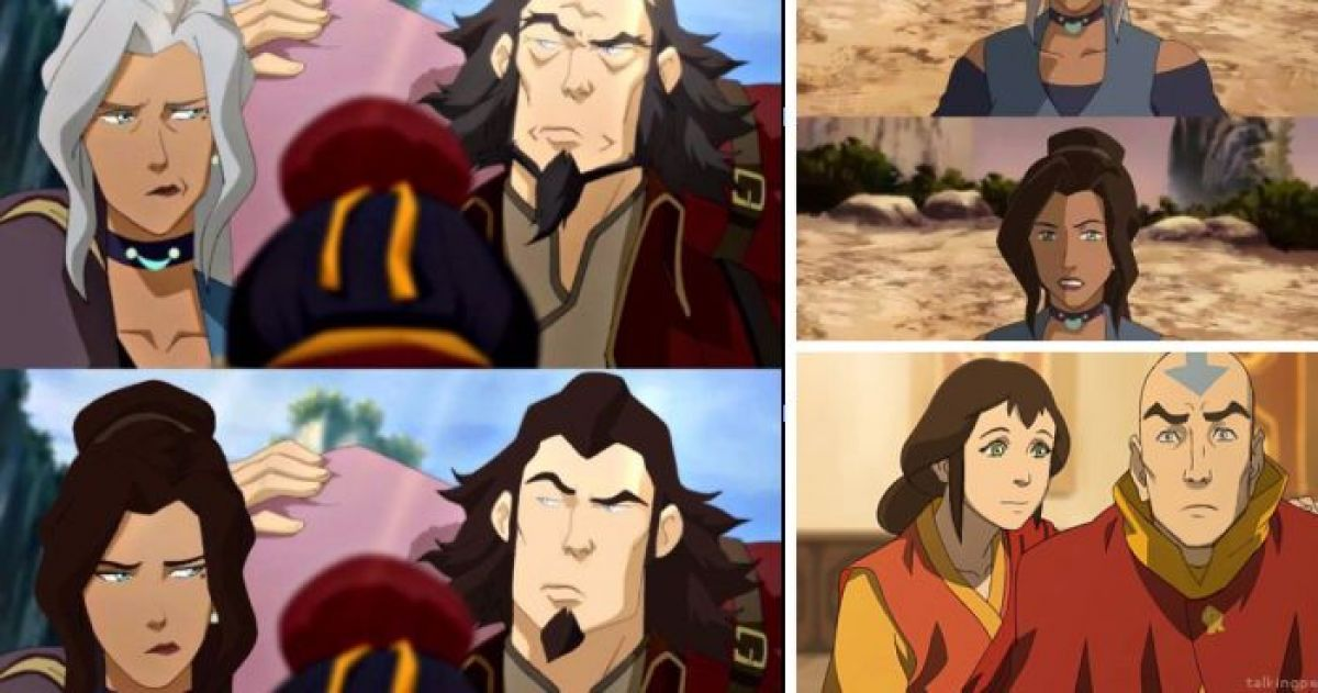 What Avatar Characters Would Look Like If They Were Young Or Old