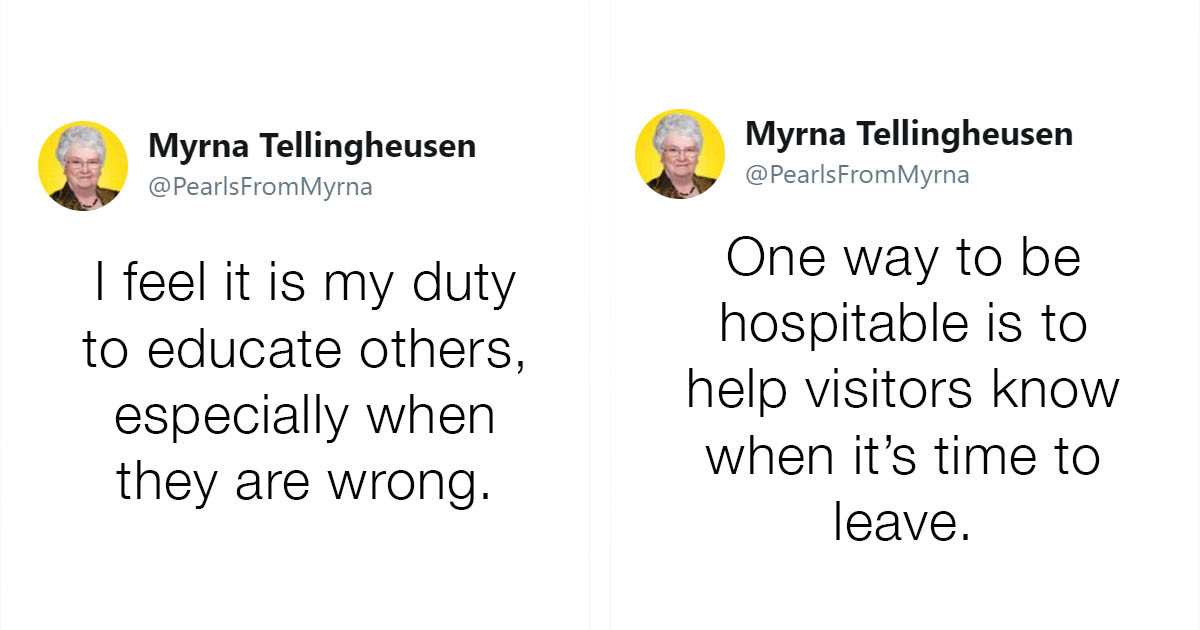 This Old Lady's Funny Tweets Are Taking The Internet By Storm