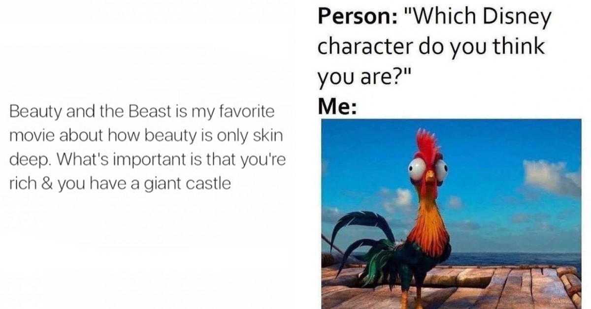 27 Cheeky Disney Memes We Weren't Expecting To Be So Funny