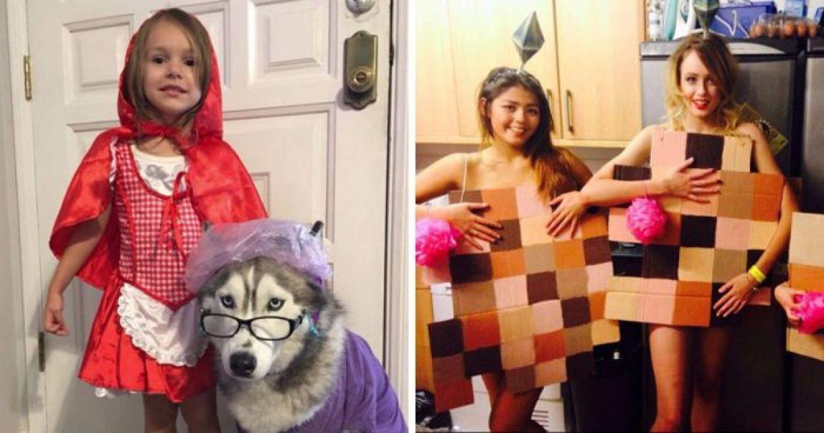 17 most brilliant halloween costume ideas