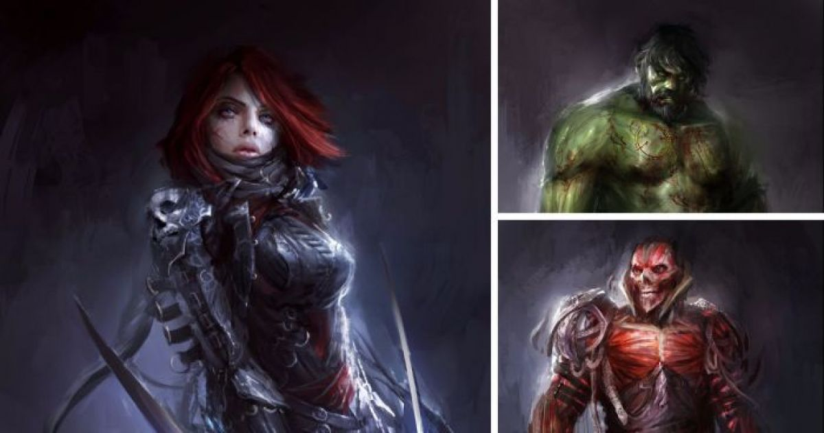 10 Insanely Awesome Dark Avengers Artworks