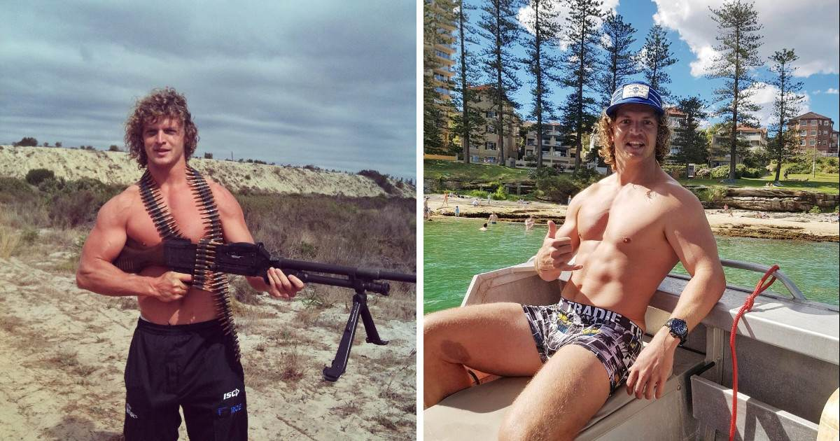 Australia's 'The Next Bachelor' Is Called Honey Badger And We Can See Why