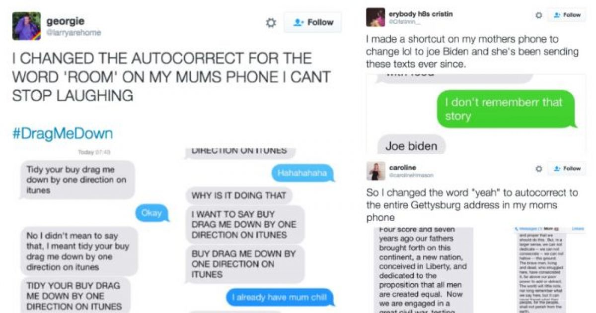 15 Times Text Messaging Pranks Were The Best