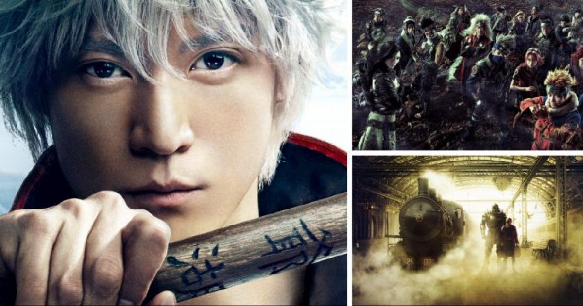 5 Most Anticipated Anime Live Action Movie Coming Out This Year