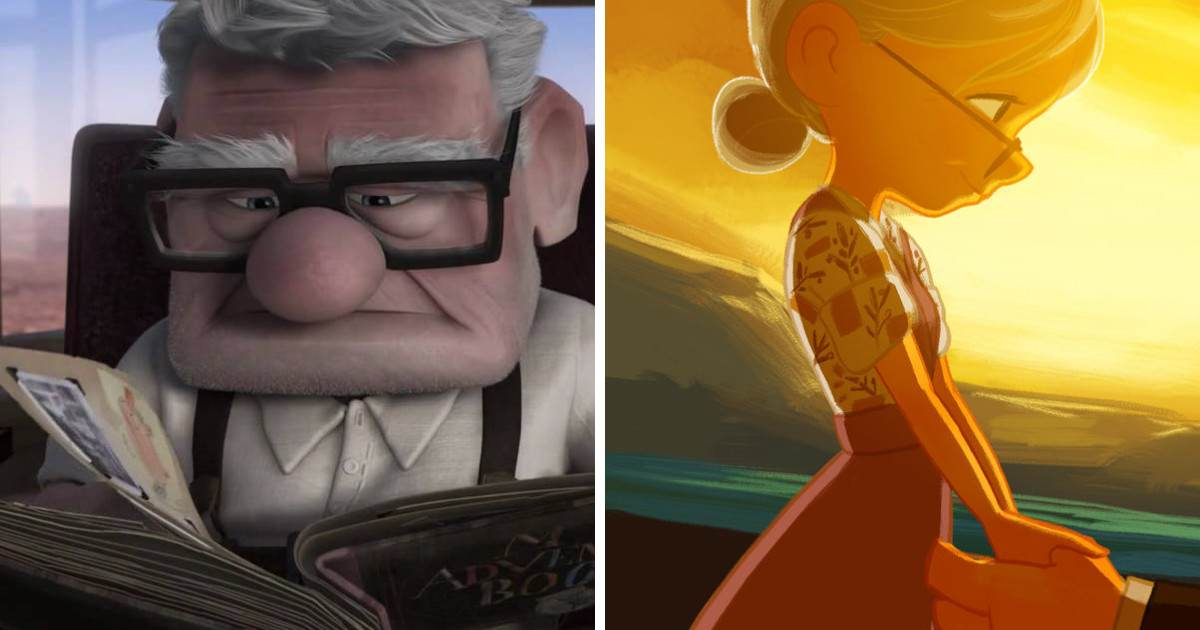 "This New Detail About Disney Pixar's Movie ""Up"" Has Us Bawling"
