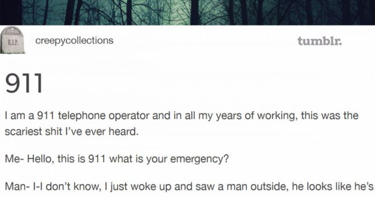 16 Dark and Grisly Stories You Should Absolutely Never Read Before Bed