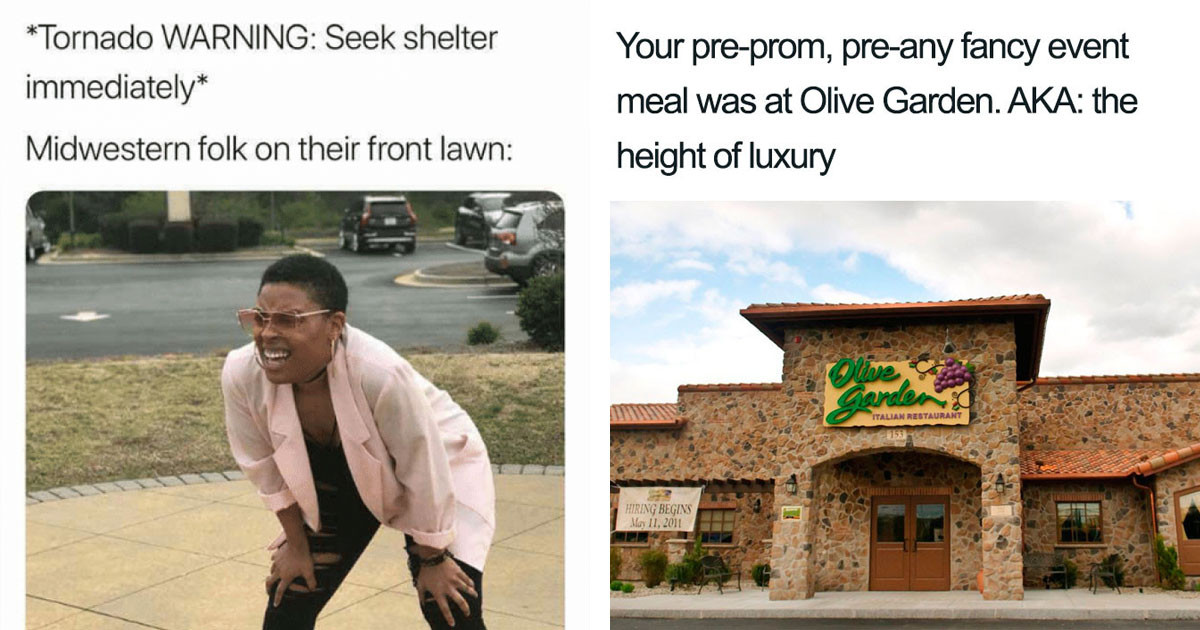 Absolutely Hilarious Memes You'll Only Understand If You're From A Small Midwestern Town