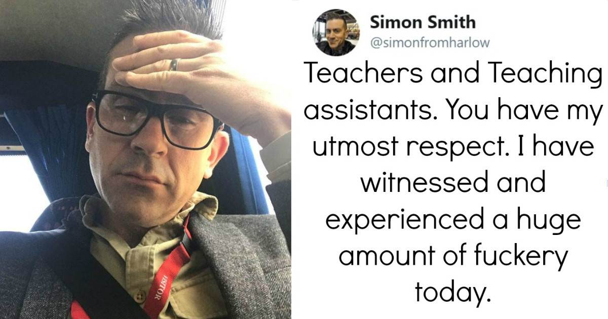 People Can't Contain Themselves When This Dad Live Tweeted About His Trip To The Museum With 60 School Kids