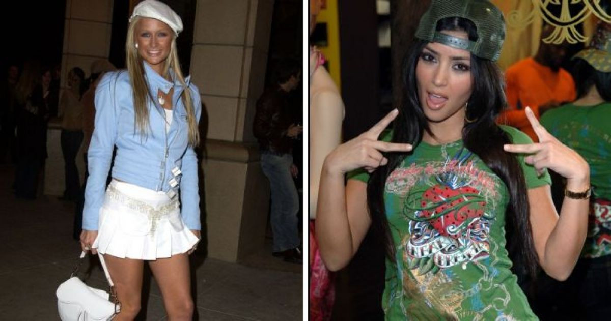 10+ Horrible Outfits That Every Girl Thought Was Hot In 2007
