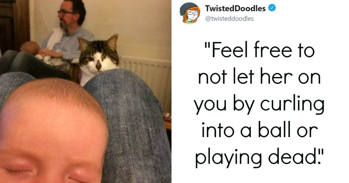 This Woman Left A Very Detailed Note About Her Cat For The Babysitter And It's Just Too Hilarious
