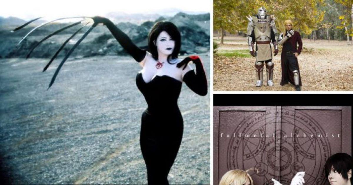 The 16 Best Fullmetal Alchemist Cosplays Ever