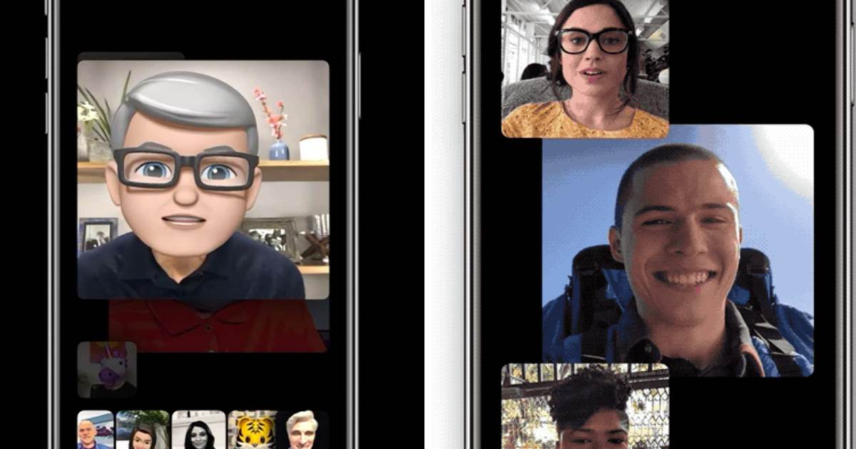 Apple Has Just Announced That Group FaceTime Would Be Available For Up To 32 People And Twitter's Response Is Hilarious
