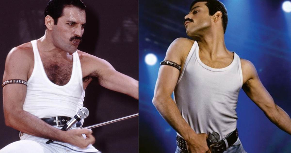 The Freddie Mercury Movie Trailer Came Out and It Looks Amazing