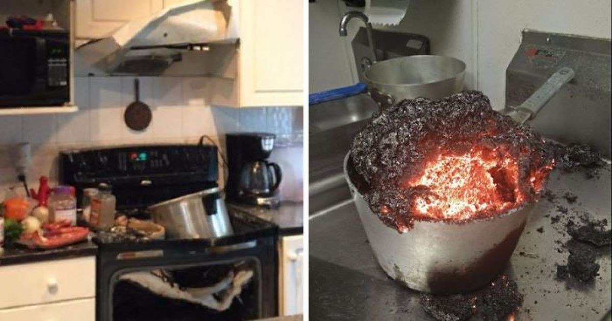 16 People Who Should Never Attempt To Cook Again